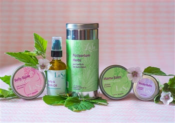 organic handmade pregnancy birth body care