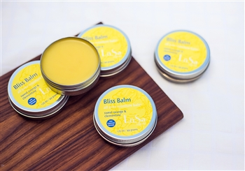 natural handmade organic baby skin care bliss balm