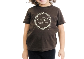 """Kindness Is Contagious"" Organic T-Shirt"